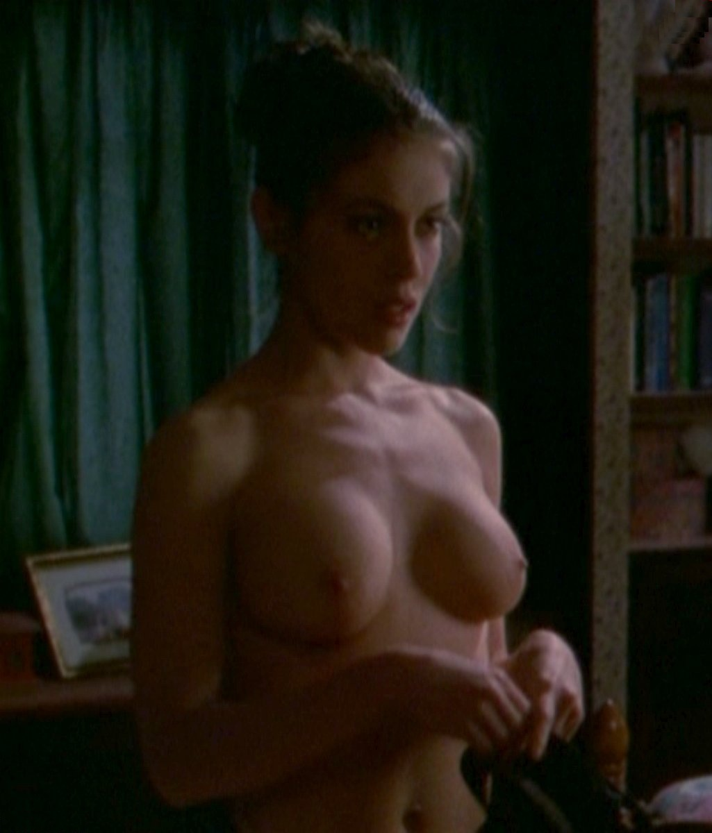 Alyssa Milano About Being Naked