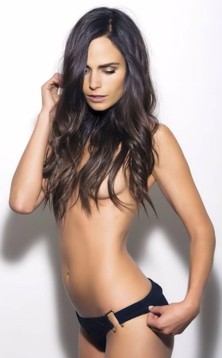 Jordana brewster shows off her toned limbs in short dress