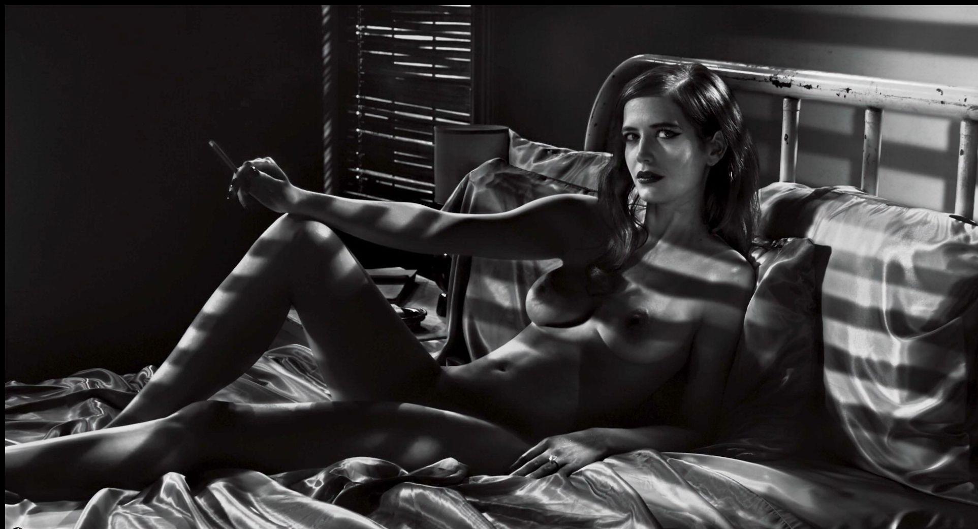 Eva green nude topless, pussy pics sex scenes