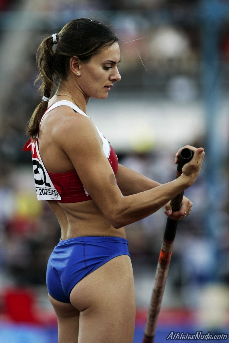 Hottest Female Pole Vaulters Sexy Female Pole Vaulters