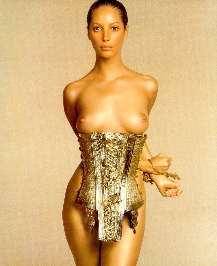 Christy turlington naked pictures