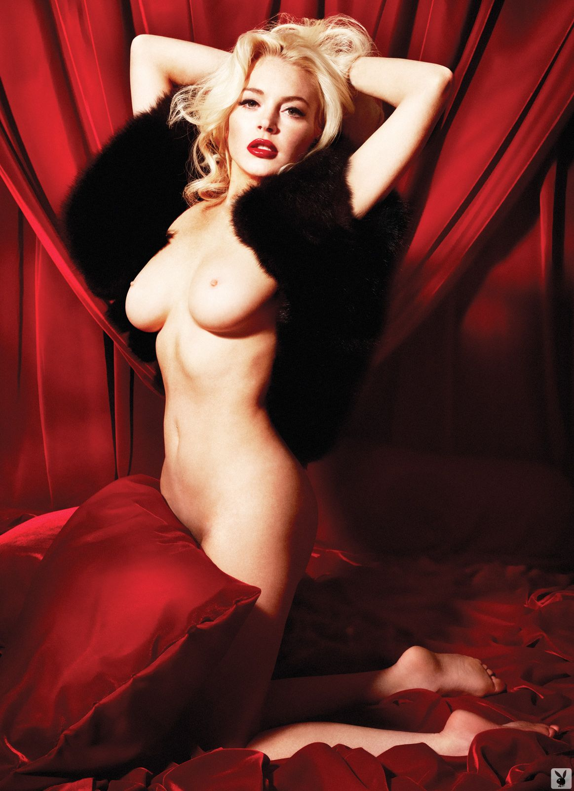 Lindsay Lohan's Most Naked Instagram Photos
