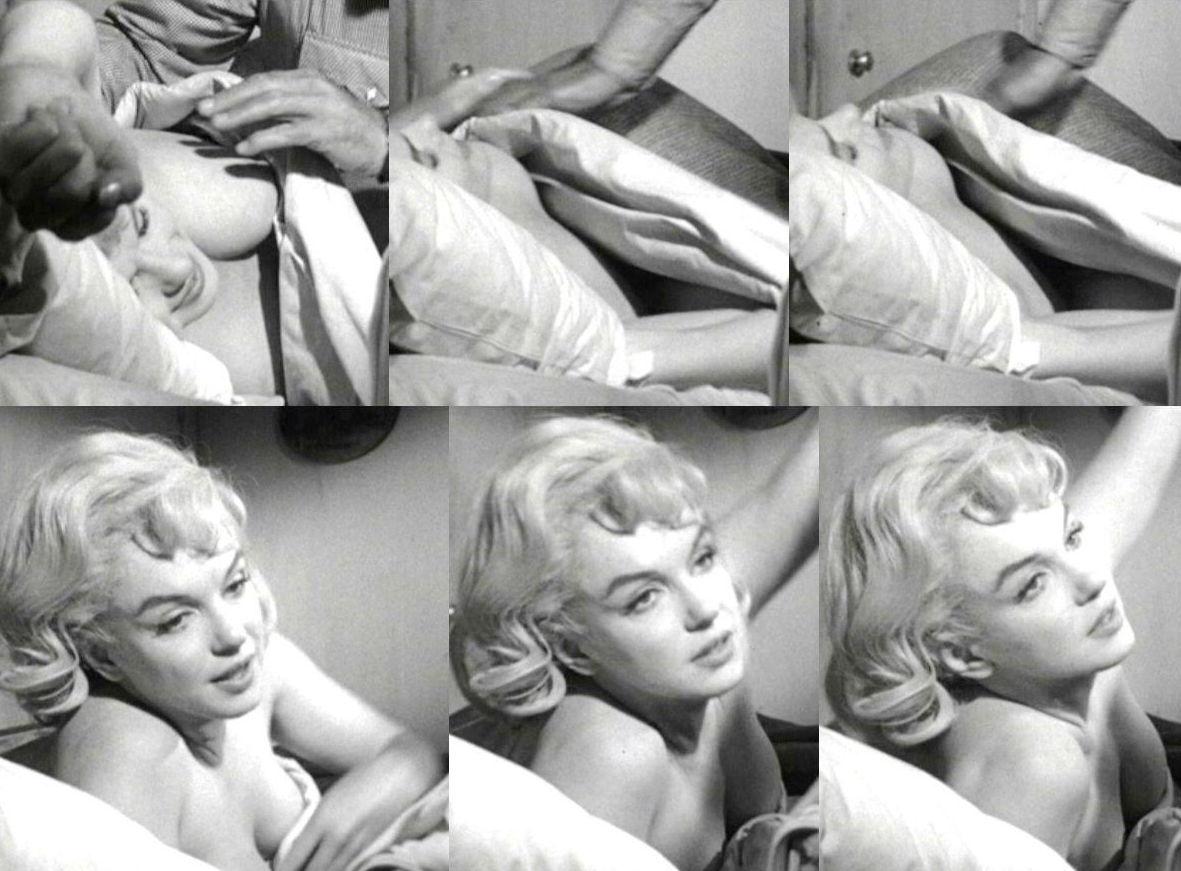 Marilyn Monroe Calendar Sales Sample Prints