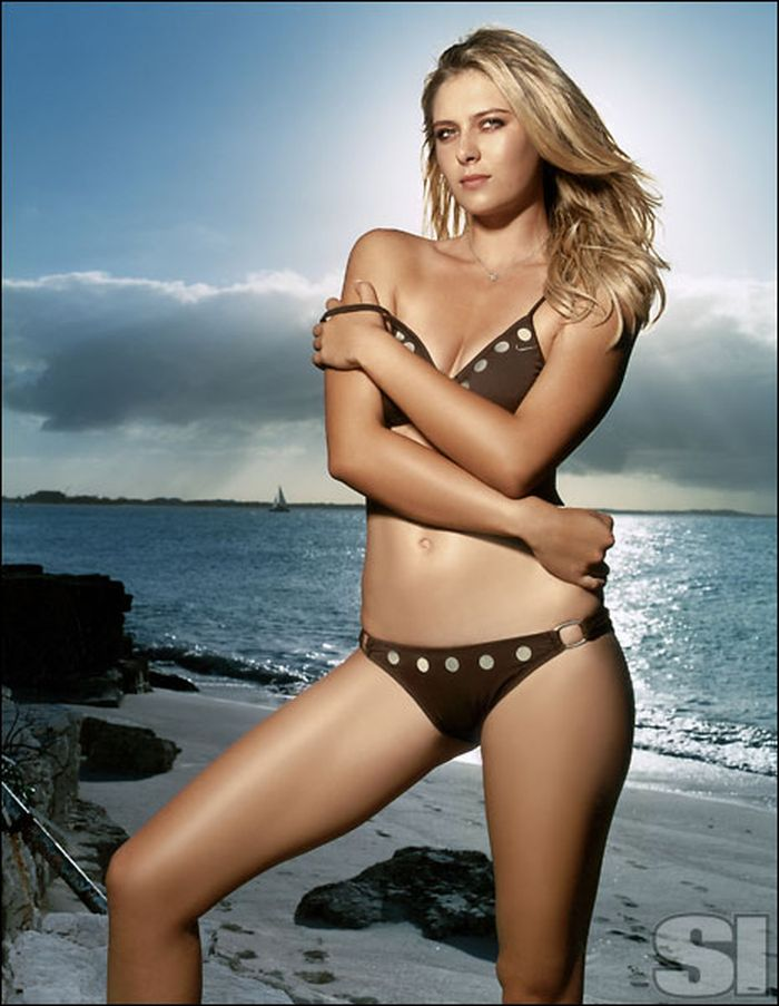 Maria sharapova hot shot on field pictures hot actress gallery
